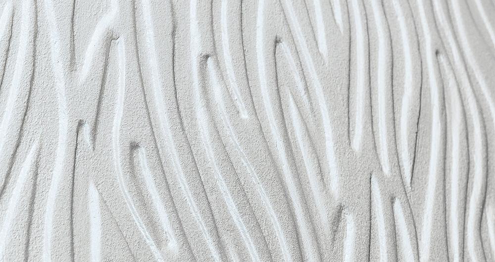 <b>Трафаретная техника - &quot;Арт-фрей&quot;</b><span>В оформлении использована декоративная штукатурка VIVALDI PETRA от ТМ La Calce Del Brenta</span>